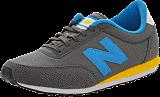 New Balance - U410MGBY Grey/Yellow/Turquoise