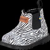 Kavat - 107342-86 Nymölla XC White Multi Zebra