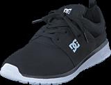 DC Shoes - Heathrow M Shoe Black/White