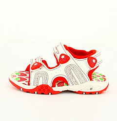 Strawberry Shortcake - Jacey Red