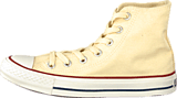 Converse - All Star Canvas Hi Canvas Off-White