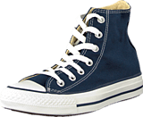 Converse - All Star Canvas Hi Canvas Navy