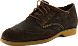 Sperry Topsider - Boat Oxford WingTip Brown Suede