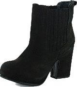 Shoe Biz - 1123747 Nubuck Black