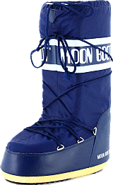 Moon Boot - 140044 Nylon Blue