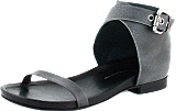 Hope - South Sandal Dark Grey