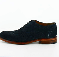Ben Sherman - Arista Brogue/Suede/Navy