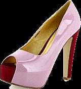 Sugarfree Shoes - Michelle Purple