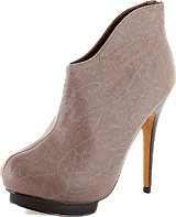 Sugarfree Shoes - Edith Taupe