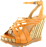 Bronx - Sandal 83869-A-3 Toast Leather