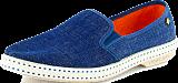 Rivieras - Blue Jean Material/Color