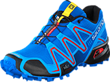 Salomon - Speedcross 3 Bl/Bl/Radiant.R
