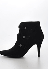 Black Lily - Ronja Ancle Boot Black