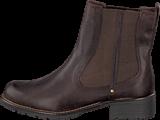 Clarks - Orinoco Club Burgundy Leather