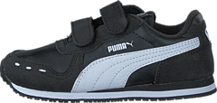Puma - CABANA RACER SL V KIDS 046 Blk/Wht