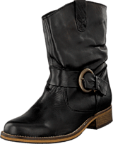 Duffy in Leather - 52-04100-01 Black