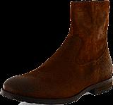 Marc O'Polo - Flat Heel Shoe Waxy Suede