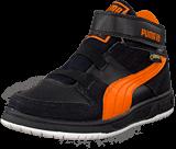 Puma - Grifter Mid Kids Gtx Black/Orange