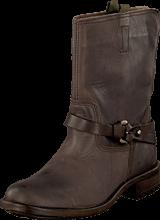 Mexx - Denise 2 Cow Lthr Boots Charcoal