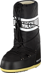 Moon Boot - Moon Boot Nylon Black