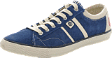 Superdry - Hammer Rough-Suede Shoe Insignia Blue