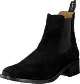 Tiger of Sweden - Riley 01 BSU Black Suede
