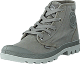 Palladium - Pampa Hi Concrete Silver Birch