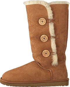 UGG Australia - Bailey Button Triplet Chestnut