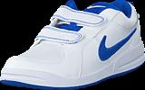 Nike - Pico 4 (Psv) White/Hyper Cobalt