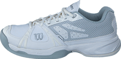 Wilson - W Rush HC White/White/Grey