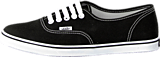 Vans - U Authentic Lo Pro Black/True White