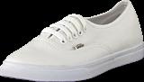 Vans - U Authentic Lo Pro True White/True