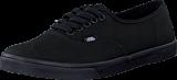 Vans - U Authentic Lo Pro Black/Black