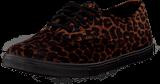 Vans - U Authentic Lo Pro Suede Leopard