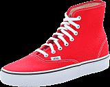 Vans - U Authentic HI True Red