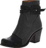 V Ave Shoe Repair - V Ave Cuff Boot Black