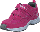 Timberland - Trail Finder Hook & Loop Ox Pink