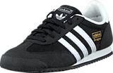 adidas Originals - Dragon J Core Black