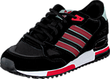 adidas Originals - Zx 750 Core Black/Rust Red/Mist Slate