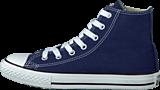 Converse - All Star Kids Hi Navy