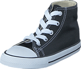 Converse - Small Star Hi Canvas Black