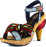 Irregular Choice - What She Said
