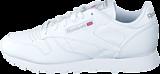Reebok Classic - CL LTHR Int-White