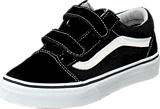 Vans - Old Skool V Black/True White