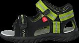 Pax - Surfa Black/Green