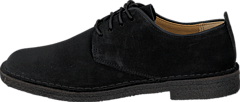 Clarks - Desert London Black Sde