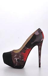 Sugarfree Shoes - Alexandra Pink