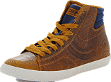 Jack & Jones - JJ Reno Leather Golden Brown