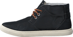 G-Star Raw - Augur II Teslar Black Lthr w Denim