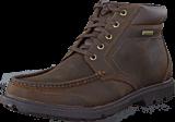 Rockport - Rdg Buc Moc Boot Wp Dk Brown